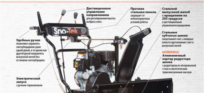 Снегоуборщик Ariens ST 24 LET Deluxe арт. 921307: обзор, отзывы