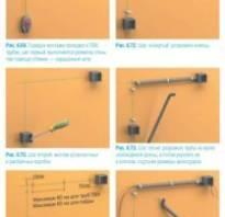 Как прикрепить провод к стене без сверления