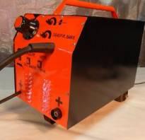 Трансформатор для полуавтомата своими руками видео